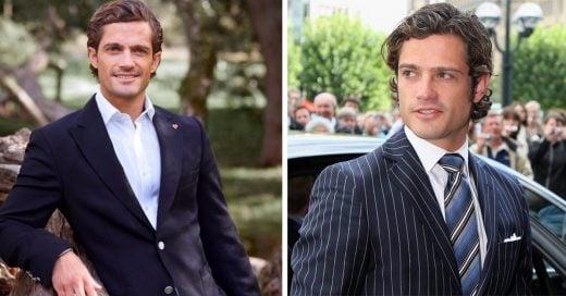 Carlos Felipe de Suecia tiene el rostro más fotogénico de la realeza