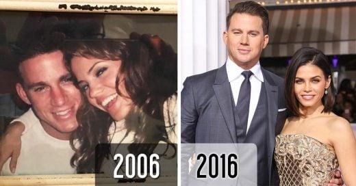 Channing Tatum y su esposa Jenna Dewan recordaron así cómo se conocieron ¡Hace 10 años!