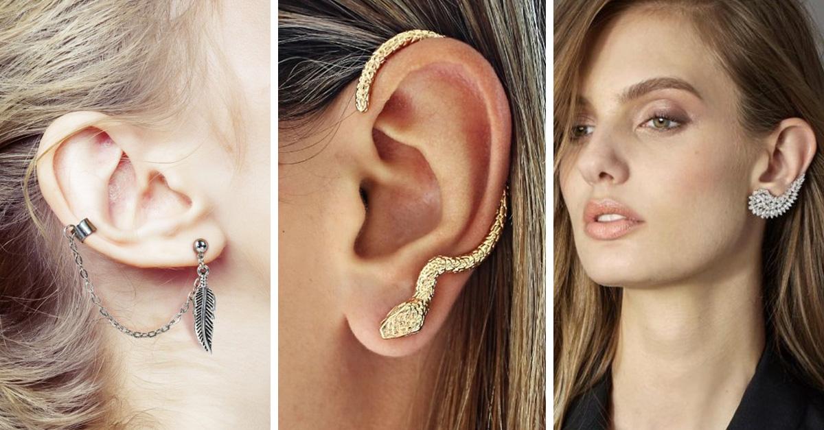 Los Ear Cuffs son el accesorio que todas están usando
