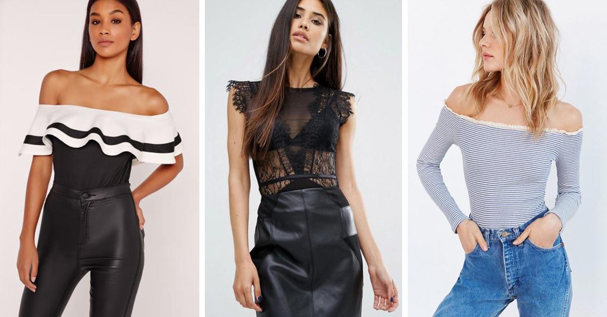 Ejemplos de que el Bodysuit es nuestra prenda preferida