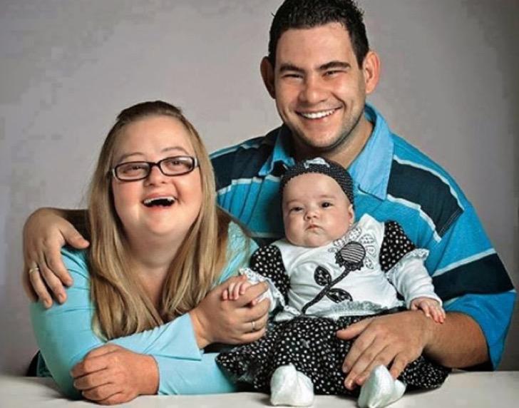 Gabriela, Fabio y Valentina