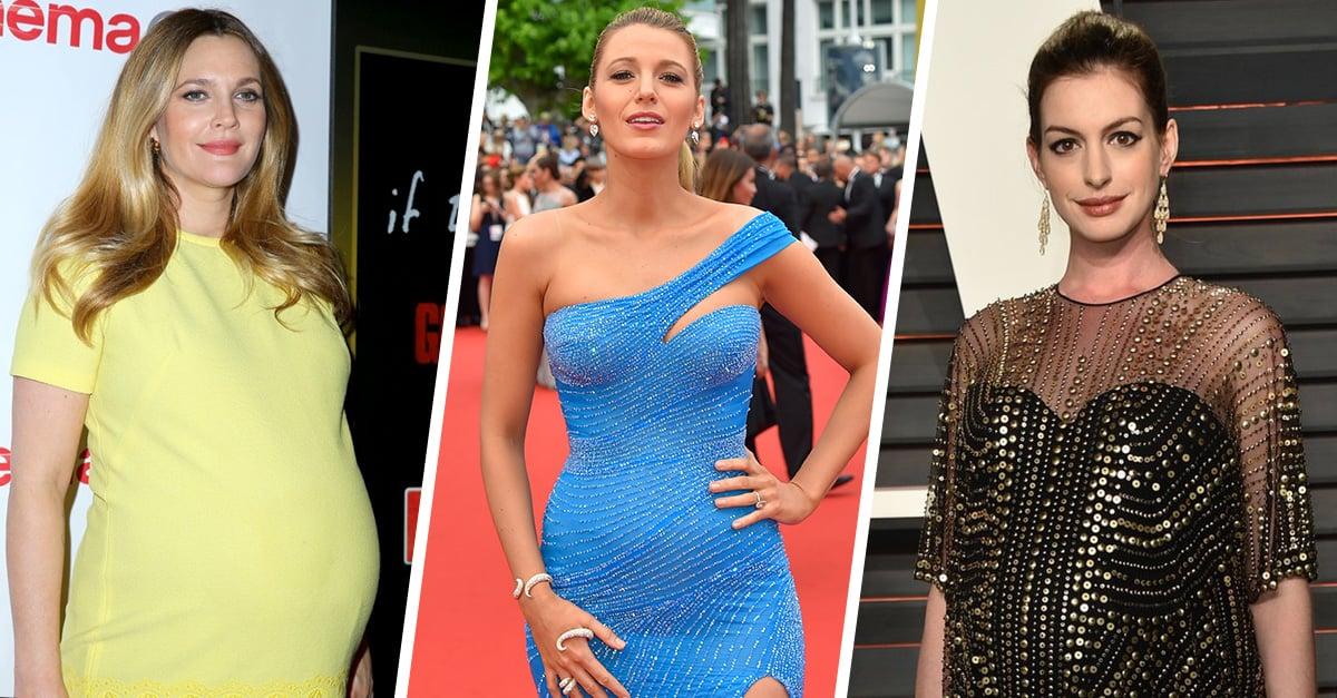 A estas famosas mamás no les importa tener un cuerpo de infarto luego de dar a luz