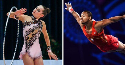 20 Gimnastas de los Juegos Olímpicos que te harán decir: ¡Yo también he vivido eso!