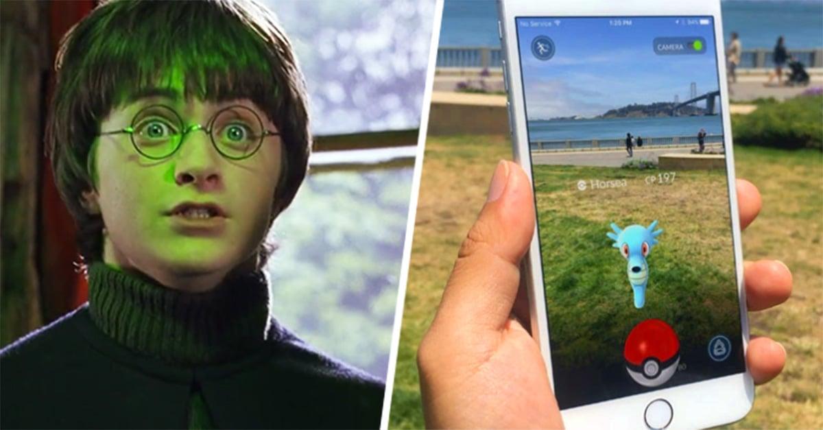 Atención fanáticos, Harry Potter Go, puede llegar a nuestros teléfonos