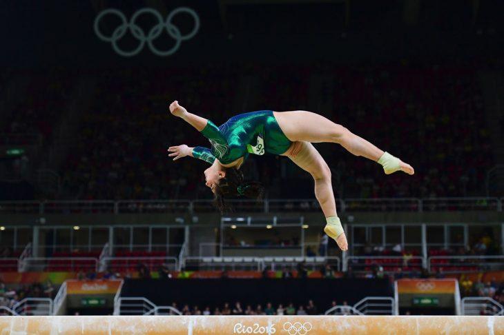Alexa Moreno Olimpiadas de Río 2016