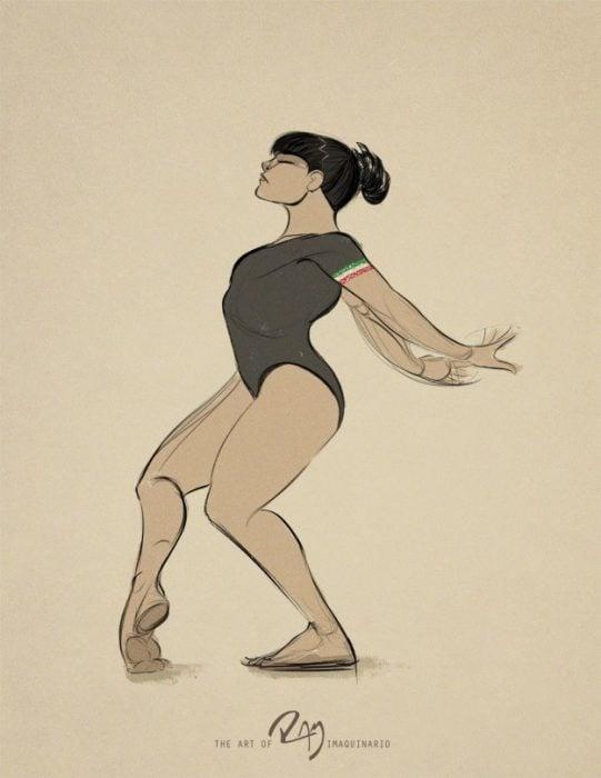 Ilustración de Alexa Moreno