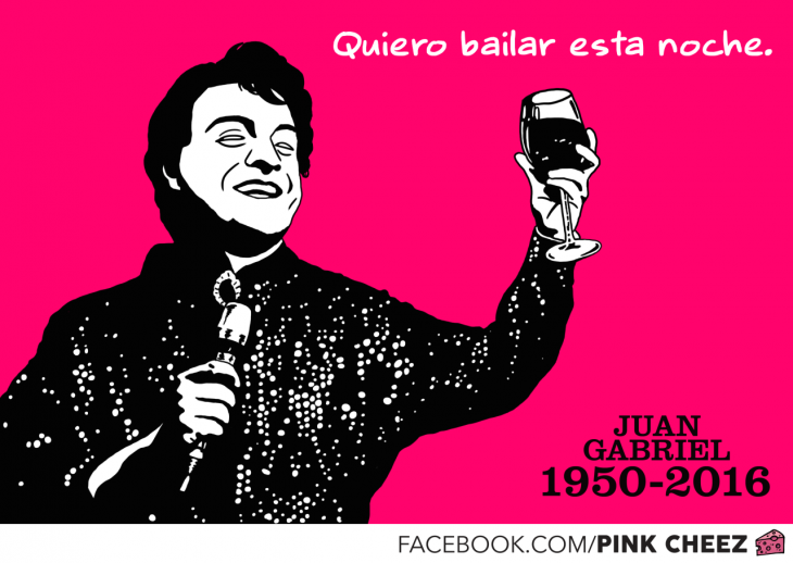 Juan Gabriel Tributo de Pink Cheez