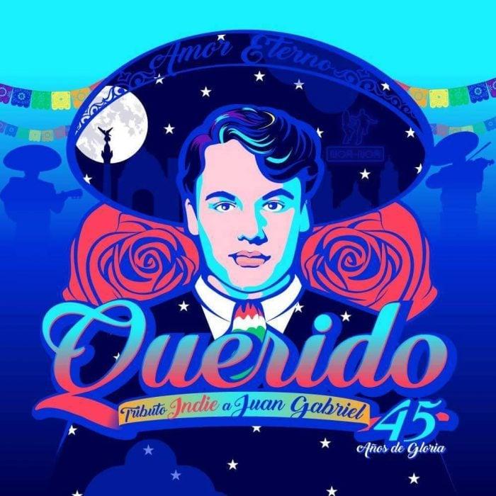 Juan Gabriel Tributo 'Querido' disco indie