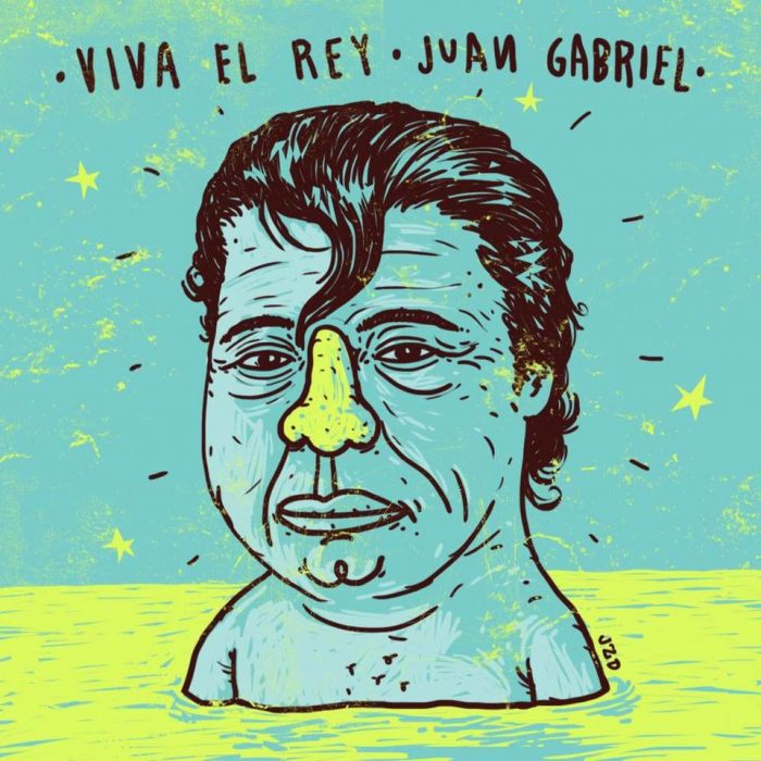 Juan Gabriel Tributo de Joze Daniel
