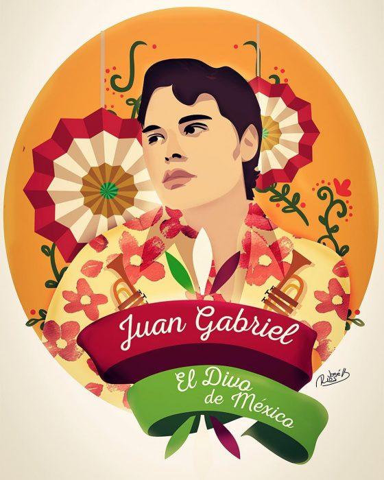 Juan Gabriel Tributo de José Antonio Ríos