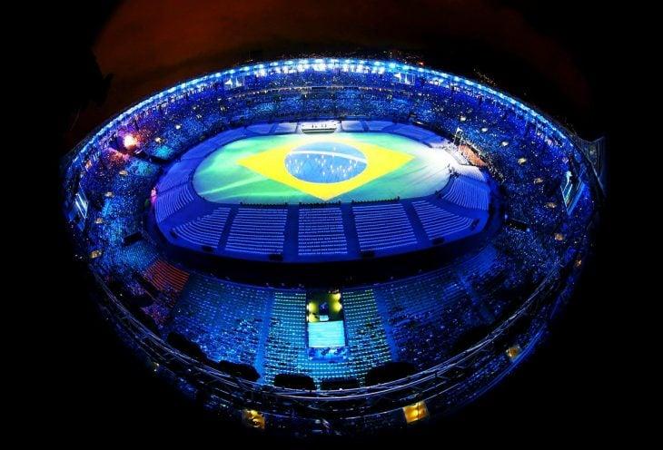 Estadio de Brasil Ceremonia de Clausura Río 2016