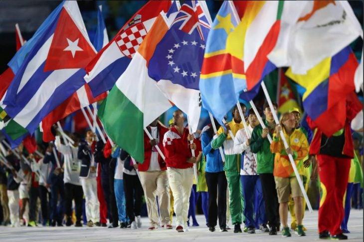 Ceremonia de clausura Juegos Olímpicos 2016