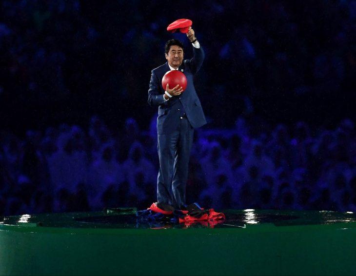 Ministro de Japón en Brasil Río 2016
