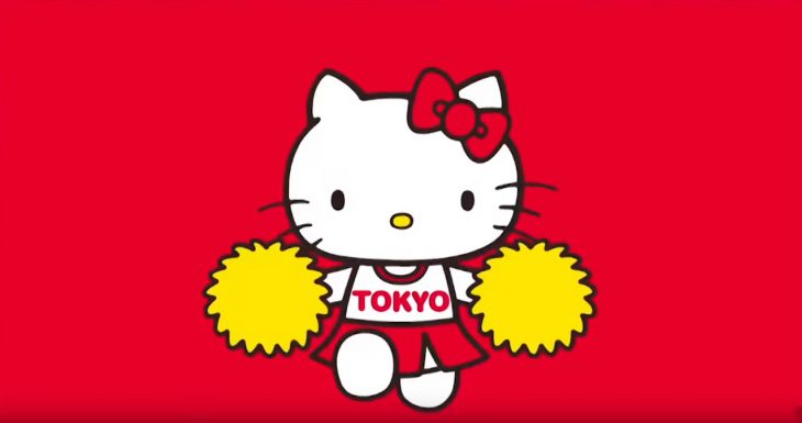 Hello Kitty Tokio 2020