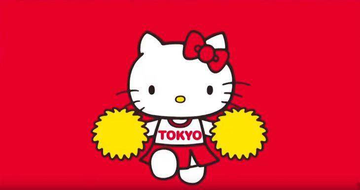 Hello Kitty Tokio 2020