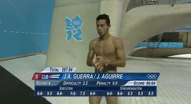 nadadores olímpicos