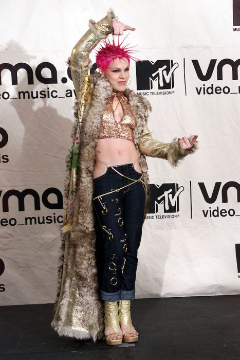Pink MTV