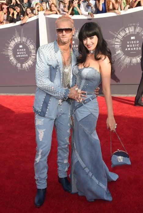 Katy Perry y Riff Raff