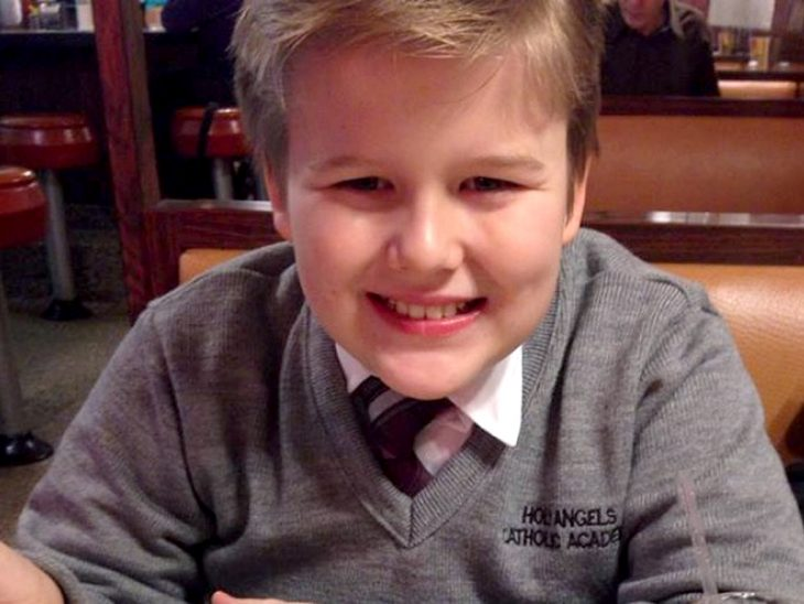 Daniel, niño de 13 años que se suicido por sufrir acoso en la escuela