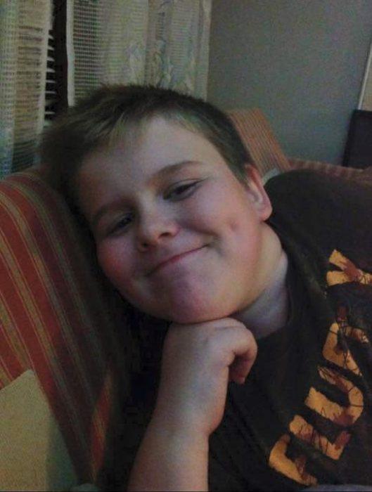 Daniel, niño de 13 años que se suicido debido al acoso escolar