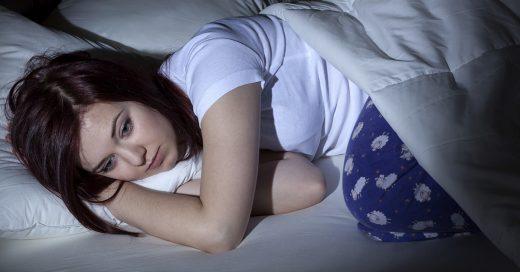 Si despiertas de madrugada podrías estar muy estresada