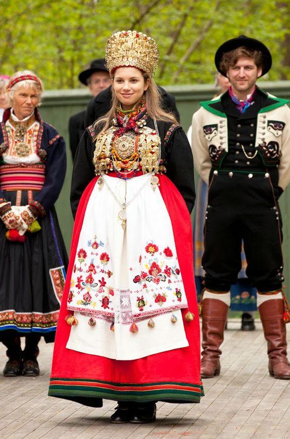 15 Típicos trajes de novia usados alrededor del mundo
