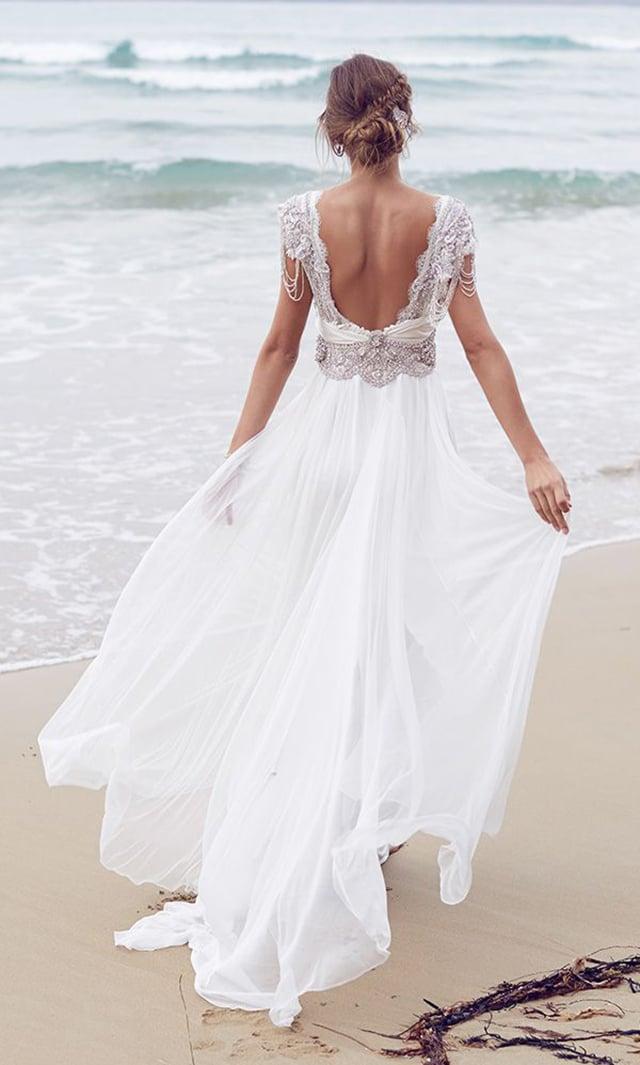 Escotes para vestidos de novia