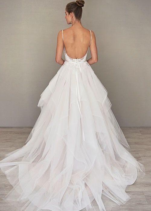 Vestidos de novia sin espalda (11)