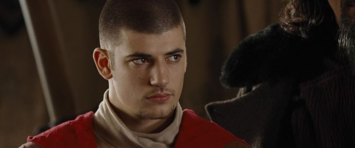 Viktor Krum en Harry Potter