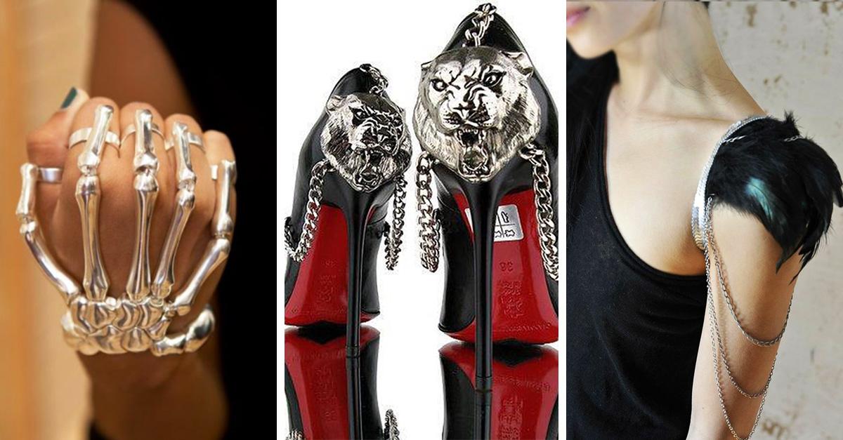 accesorios que sacan la bad girl que llevas dentro