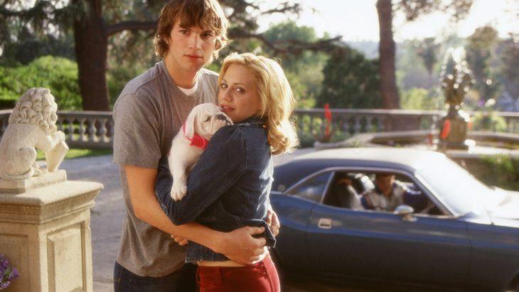 Imagen de la película Recién casados.