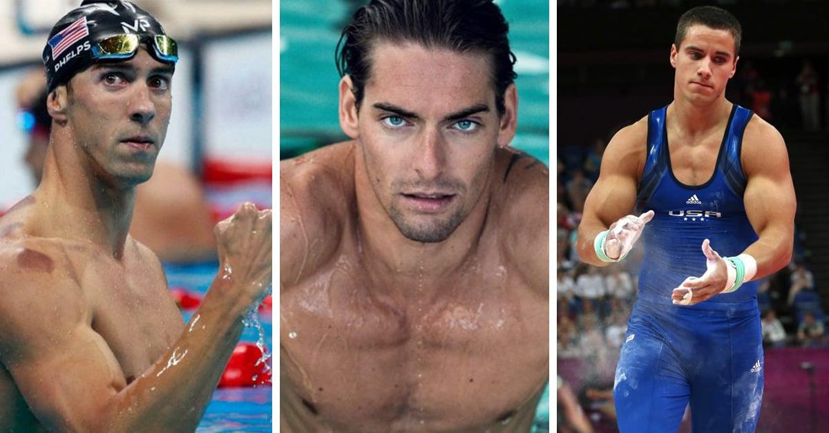 Los 20 atletas tan sexis que harán que seas experta en deportes