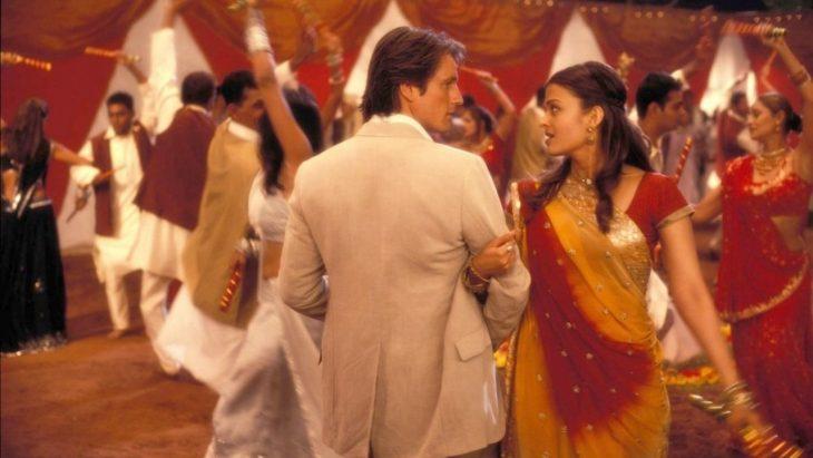 Orgullo y prejuicio versión Bollywood.