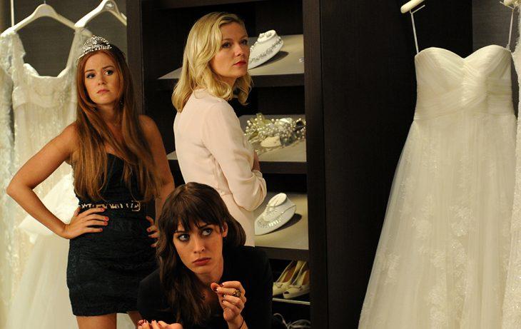 Imagen de la película Despedida de soltera.
