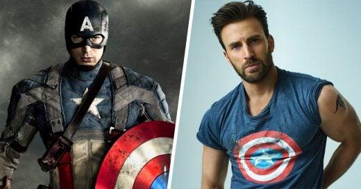 Chris Evans dejará de ser el Capitán América