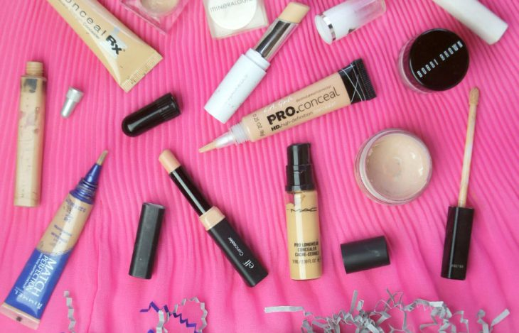Different types of correctors.