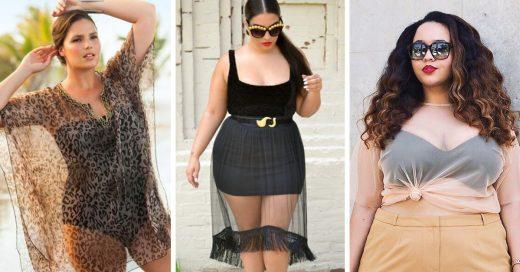15 razones de porque las chicas curvi no lucen bien con transparencias