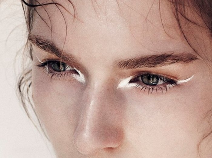 Maquillaje de ojos misteriosa