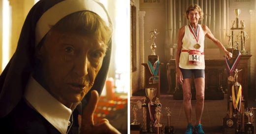 Madonna Buder, la religiosa que a sus 86 años ha corrido alrededor de 325 triatlones y 45 Ironman
