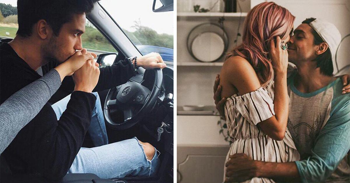 Razones de porque los hombres cariñosos son más felices