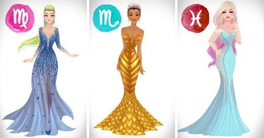 Descubre qué tipo de princesa serías según tu signo del zodiaco.