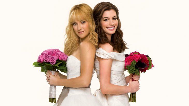 Imagen de la película Guerra de novias.