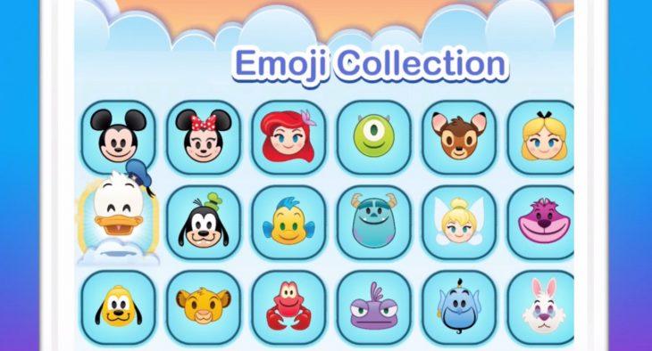 Colección de emojis.