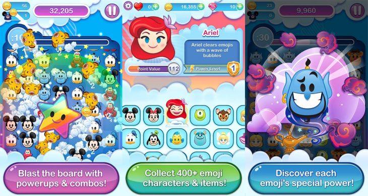 Portada de Disney Emojis Blitz