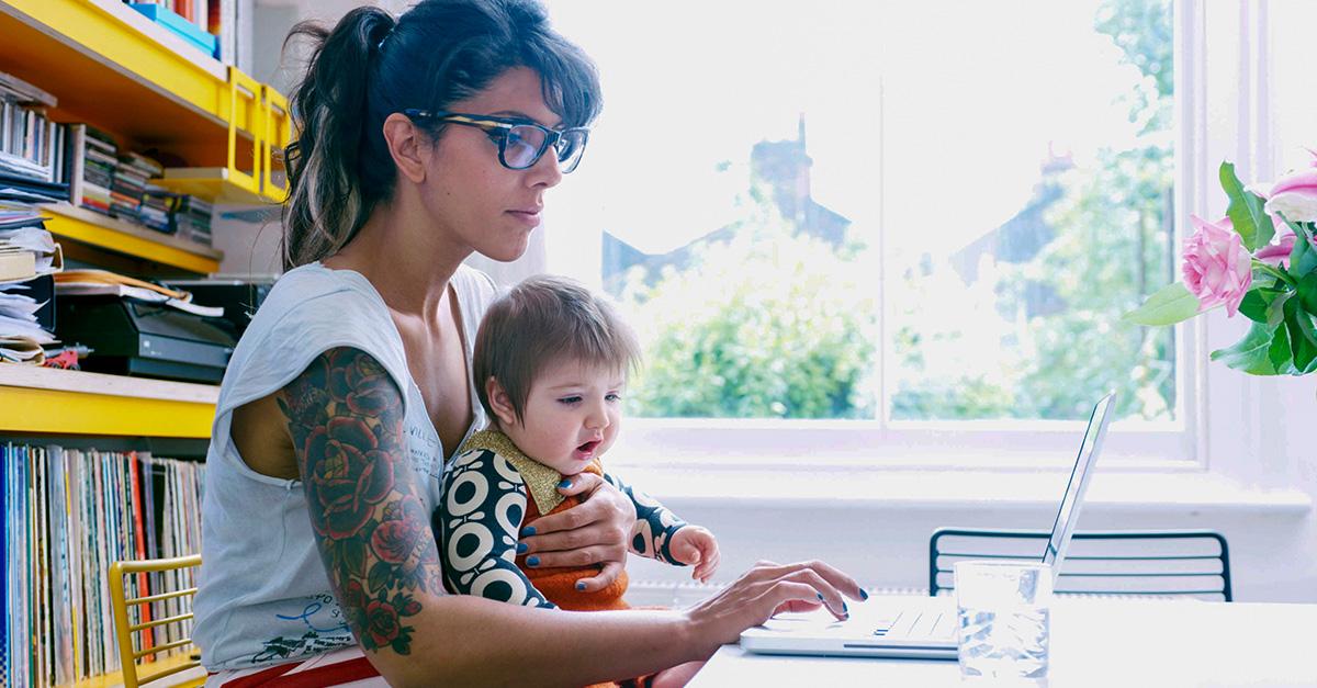 10 cosas que las mamás que trabajan odian escuchar
