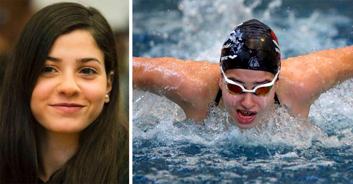 Joven Siria que nadó por su vida estará compitiendo en los Juegos Olímpicos