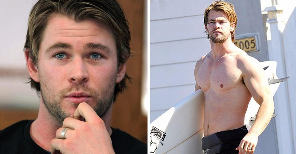 razones por las que Chris Hemsworth es la clase de hombre que quieres en tu vida