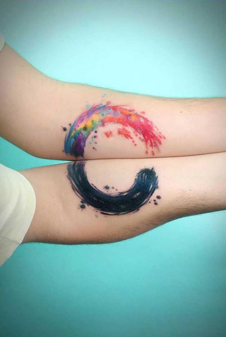 20 Inspiradoras Ideas Para Hacerte Un Tatuaje Con Tu Pareja