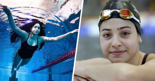 Ejemplo de mujer: Siria refugiada que nadó por su vida gana prueba de natación en los Juegos Olímpicos