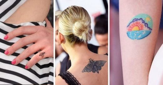 20 tatuajes de las celebridades que harán que corras por el tuyo